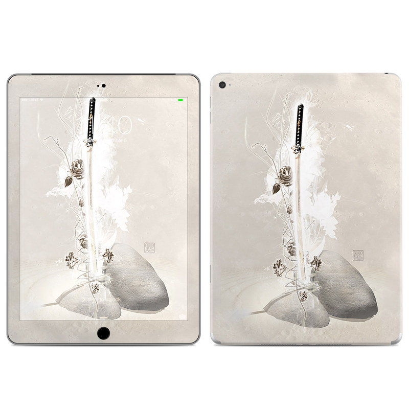 Katana Gold iPad Air 2 Skin
