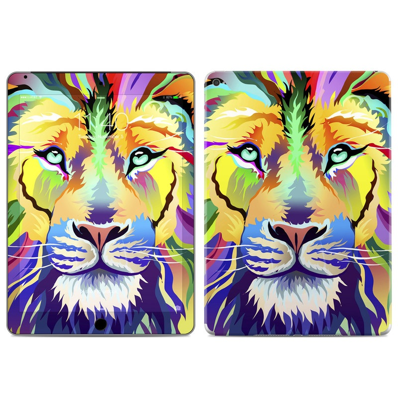 King of Technicolor iPad Air 2 Skin