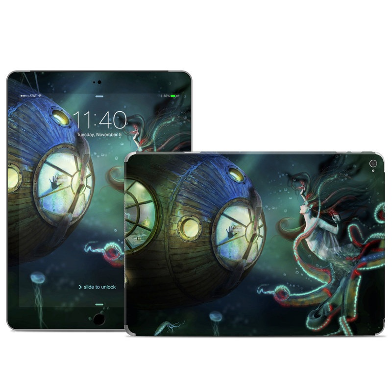 20000 Leagues iPad Air 2 Skin