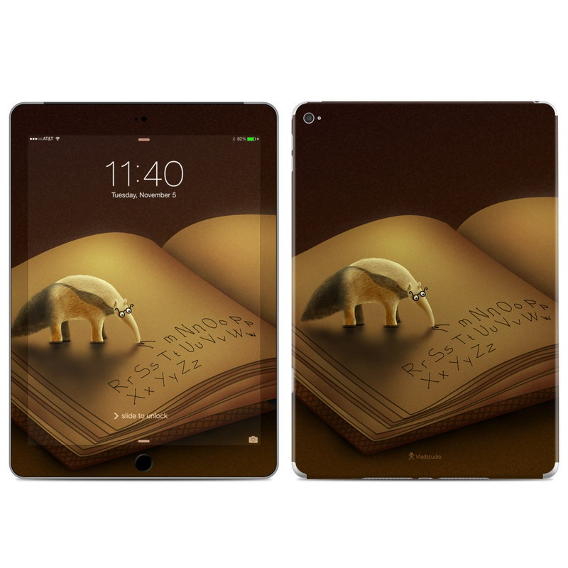 Lettereater iPad Air 2 Skin