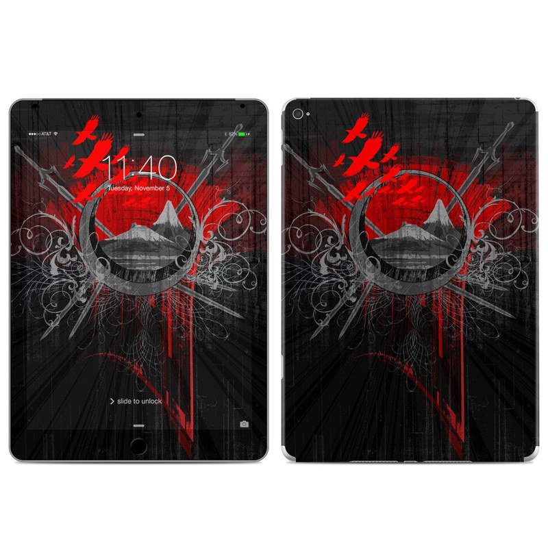 Mount Doom iPad Air 2 Skin