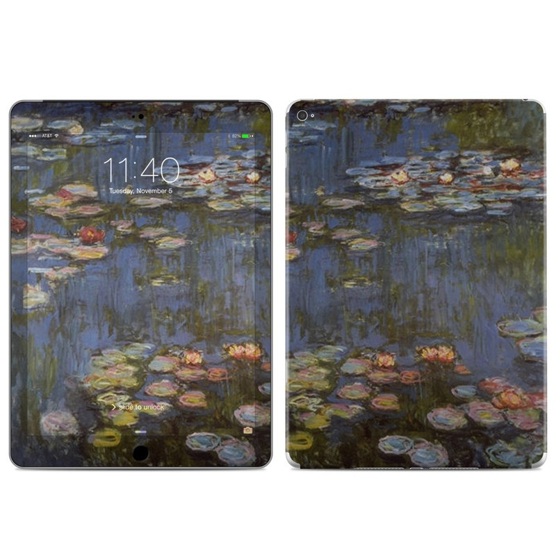 Water lilies iPad Air 2 Skin