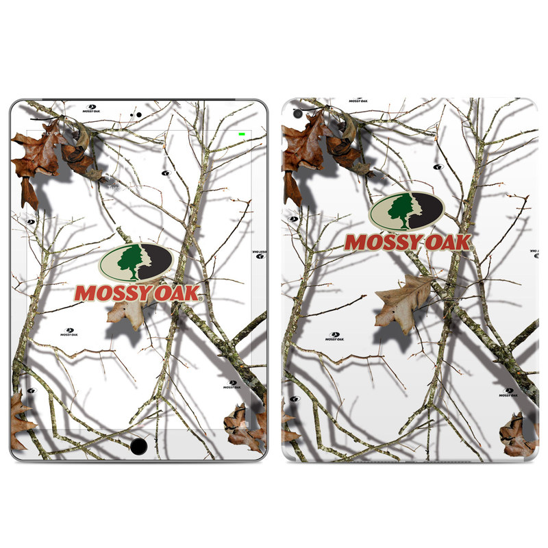 Break-Up Lifestyles Snow Drift iPad Air 2 Skin