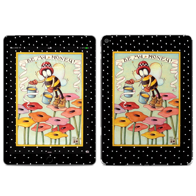 Be My Honey iPad Air 2 Skin
