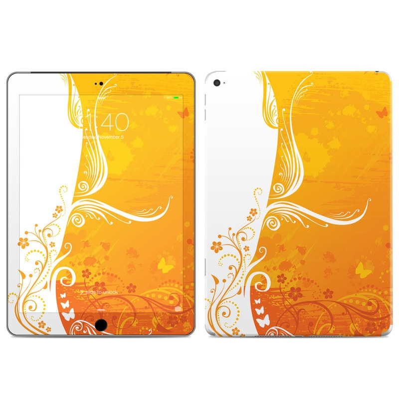 Orange Crush iPad Air 2 Skin