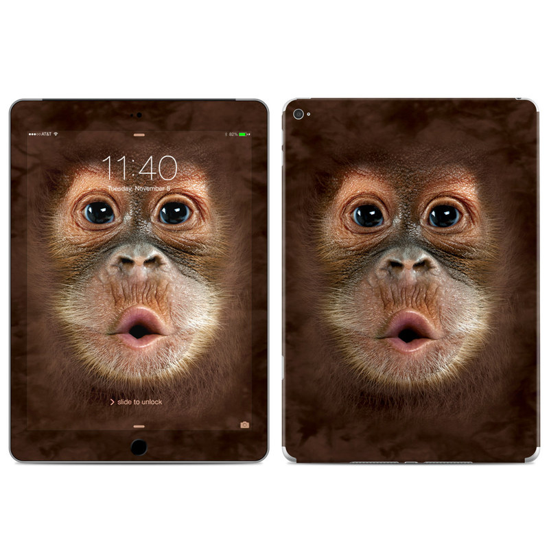Orangutan iPad Air 2 Skin