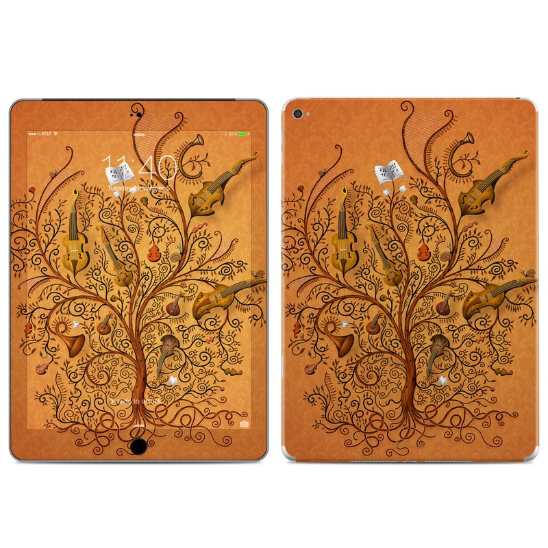 Orchestra iPad Air 2 Skin