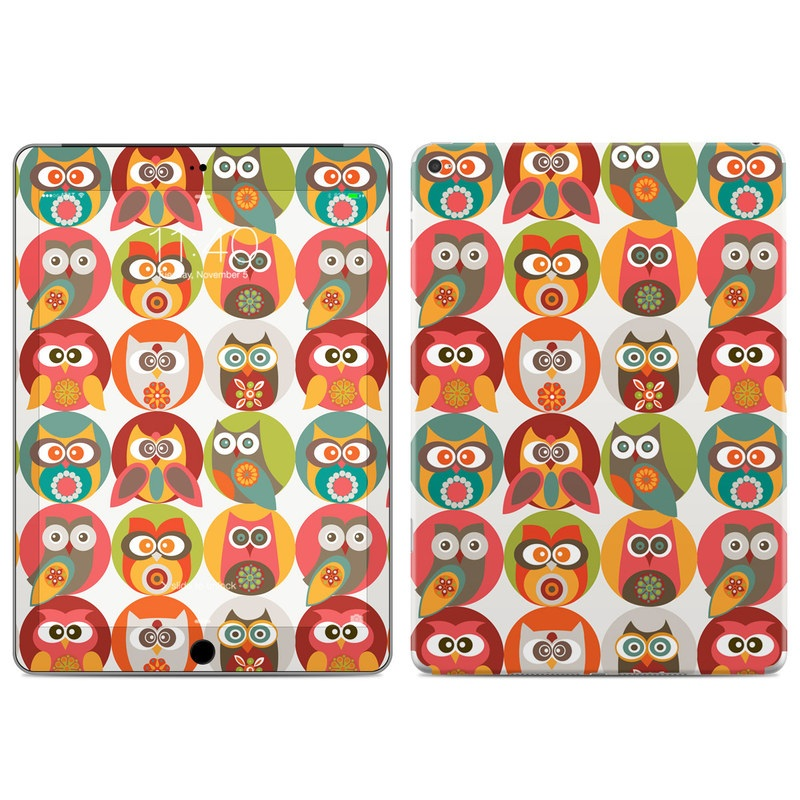 Owls Family iPad Air 2 Skin