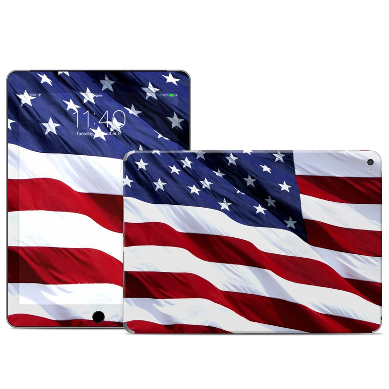 Patriotic iPad Air 2 Skin