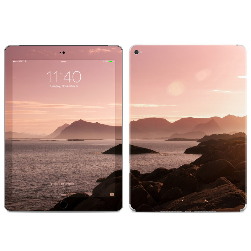 Pink Sea iPad Air 2 Skin