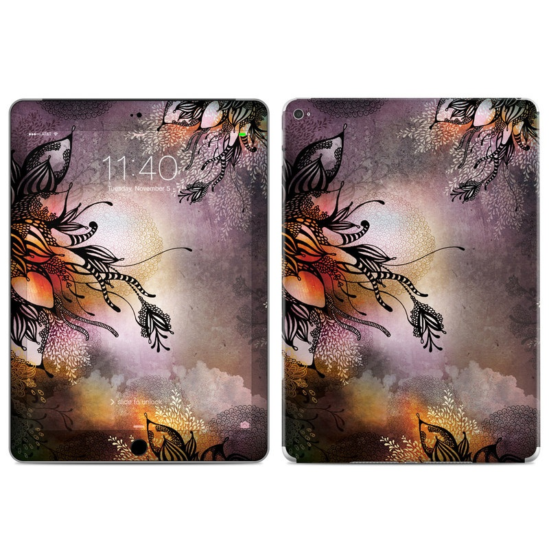 Purple Rain iPad Air 2 Skin
