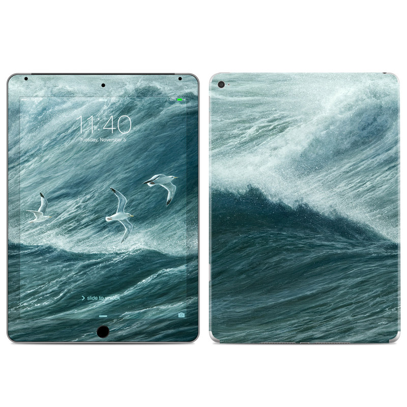 Riding the Wind iPad Air 2 Skin