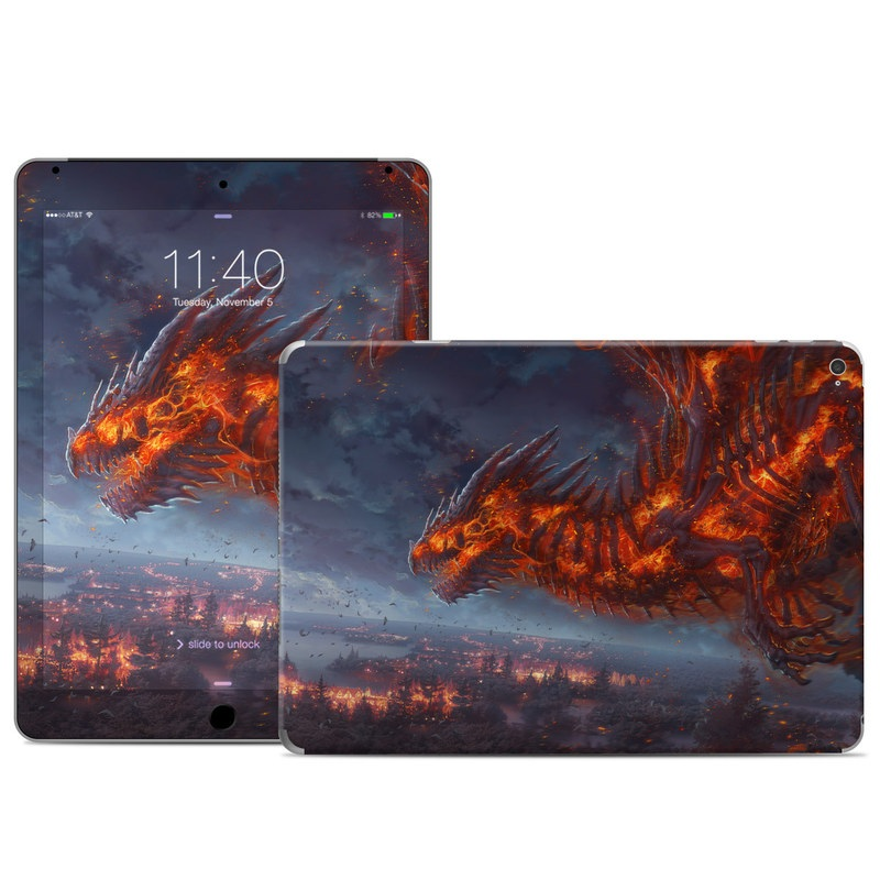 Terror of the Night iPad Air 2 Skin