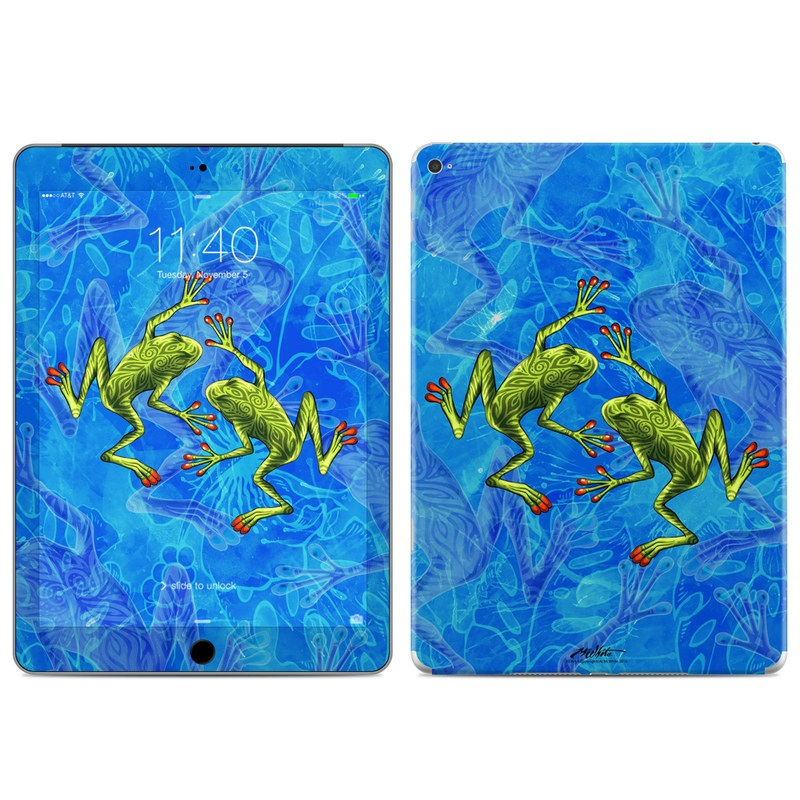 Tiger Frogs iPad Air 2 Skin