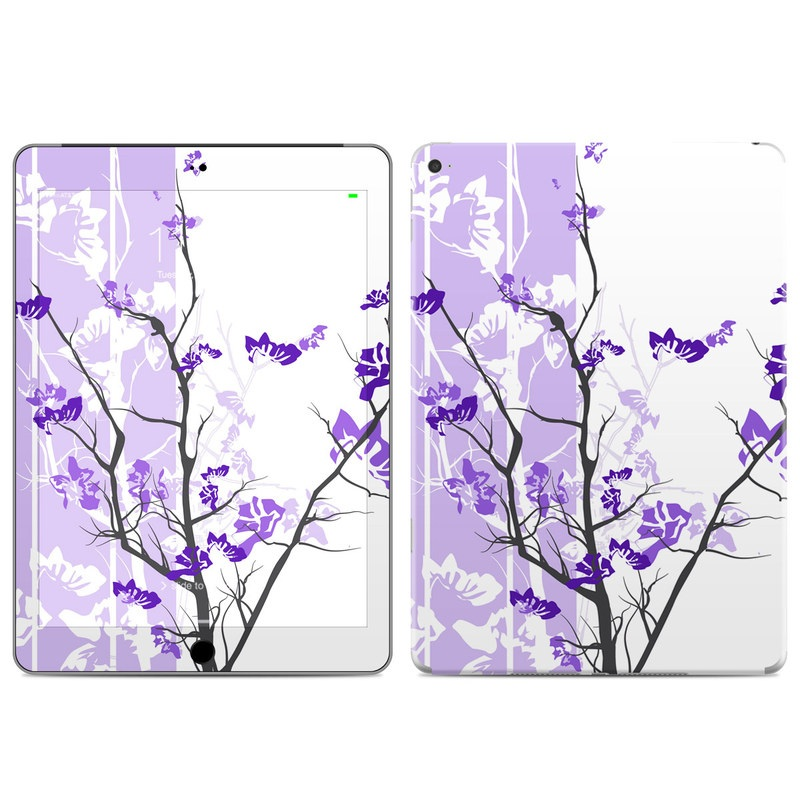 Violet Tranquility iPad Air 2 Skin