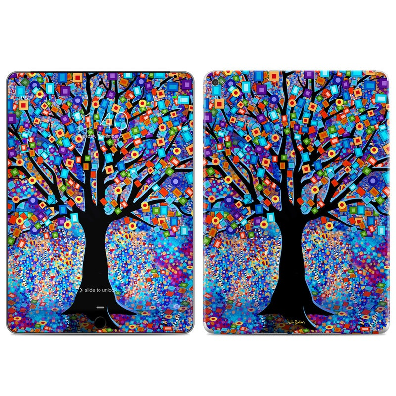 Tree Carnival iPad Air 2 Skin
