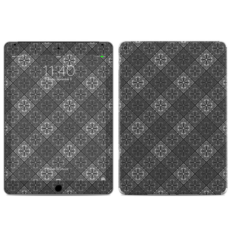 Tungsten iPad Air 2 Skin