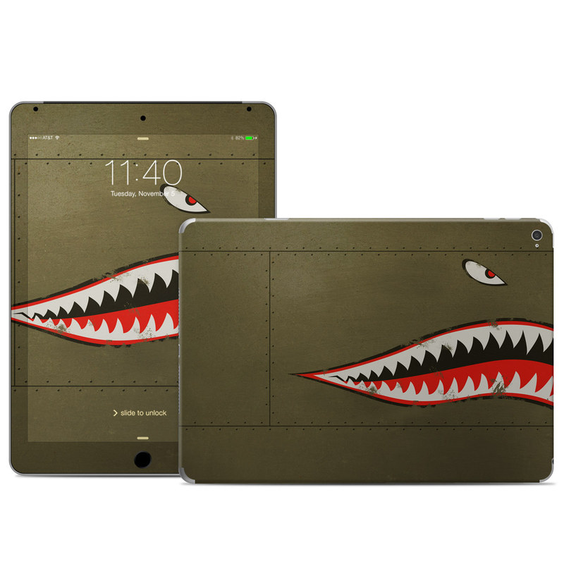 USAF Shark iPad Air 2 Skin