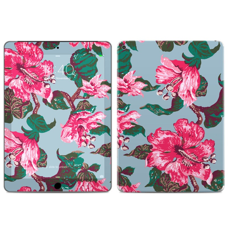 Vintage Hibiscus iPad Air 2 Skin