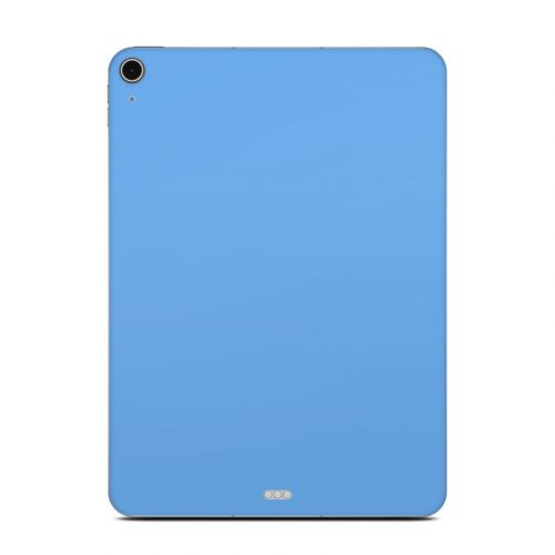 Solid State Blue iPad Air Skin