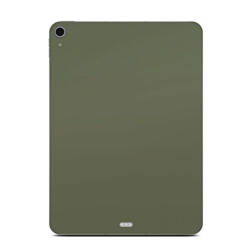 Solid State Olive Drab iPad Air Skin