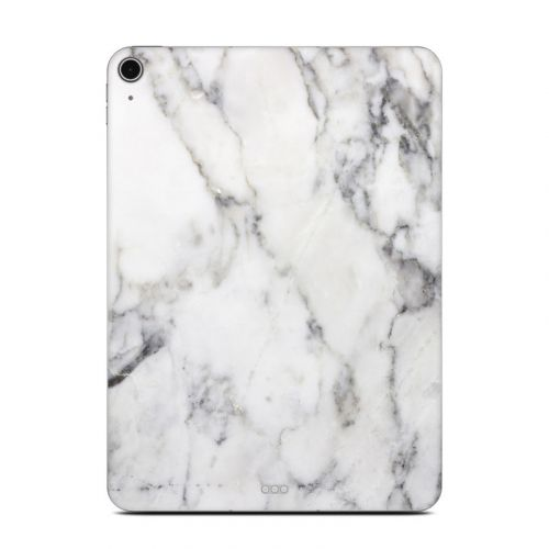 White Marble iPad Air Skin