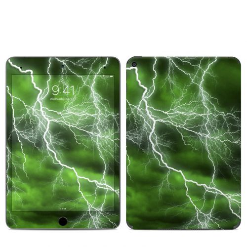 Apocalypse Green iPad mini 5 Skin