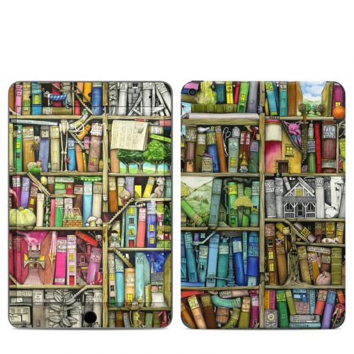 Bookshelf iPad mini 5 Skin