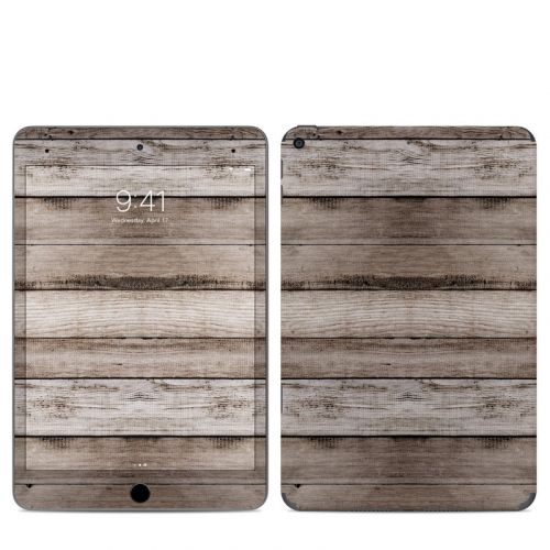 Barn Wood iPad mini 5 Skin