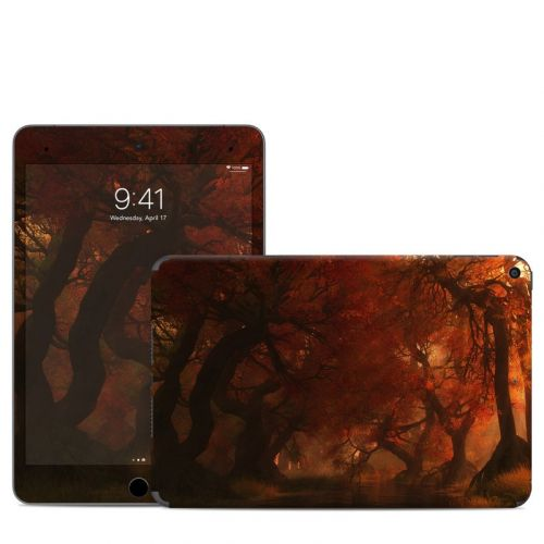 Canopy Creek Autumn iPad mini 5 Skin