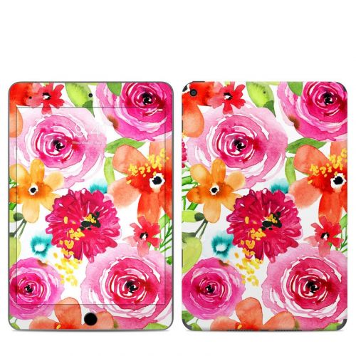 Floral Pop iPad mini 5 Skin