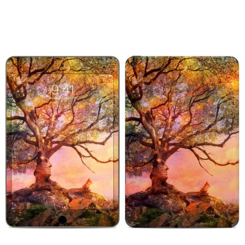 Fox Sunset iPad mini 5 Skin