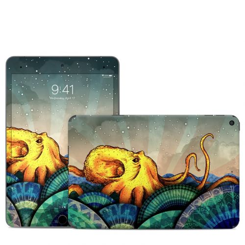 From the Deep iPad mini 5 Skin