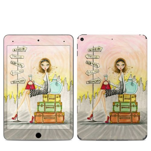 The Jet Setter iPad mini 5 Skin