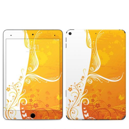 Orange Crush iPad mini 5 Skin