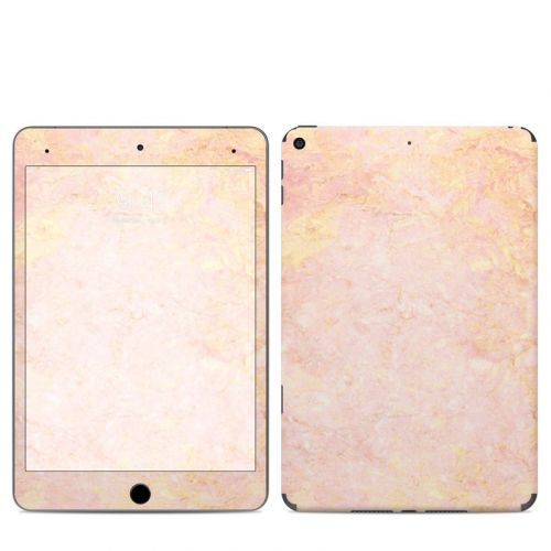 Rose Gold Marble iPad mini 5 Skin