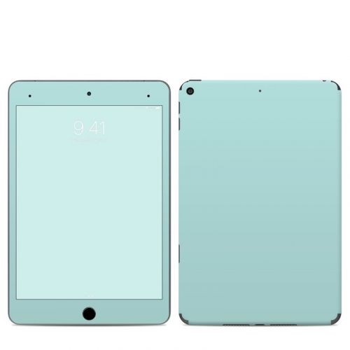 Solid State Mint iPad mini 5 Skin