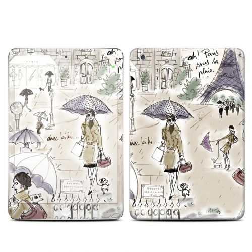 Ah Paris iPad mini 3 Skin
