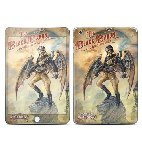 The Black Baron iPad mini 3 Skin