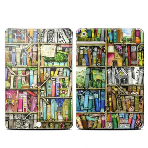 Bookshelf iPad mini 3 Skin