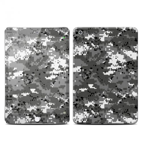 Digital Urban Camo iPad mini 3 Skin