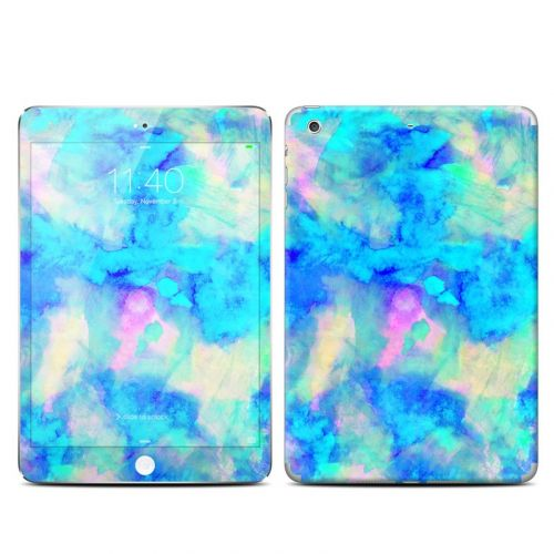 Electrify Ice Blue iPad mini 3 Skin