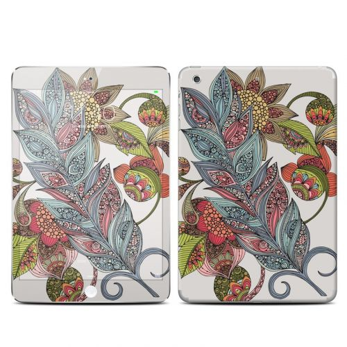 Feather Flower iPad mini 3 Skin