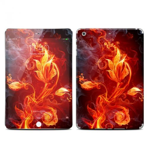 Flower Of Fire iPad mini 3 Skin