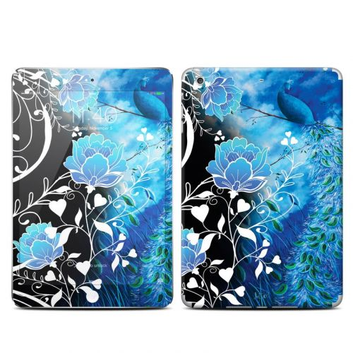 Peacock Sky iPad mini 3 Skin