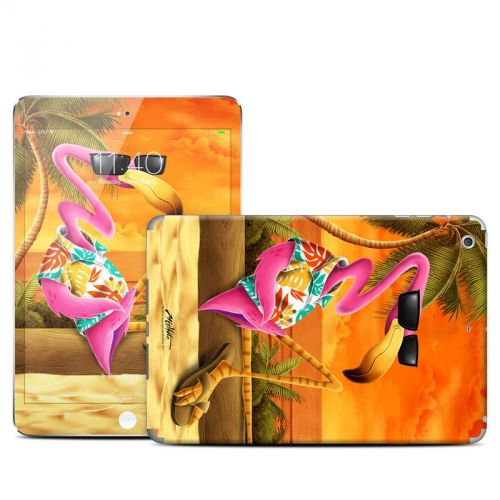 Sunset Flamingo iPad mini 3 Skin