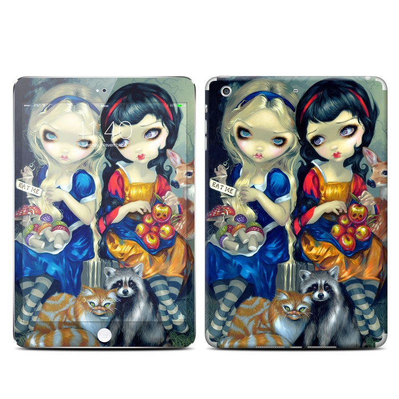 Alice & Snow White iPad mini 3 Skin