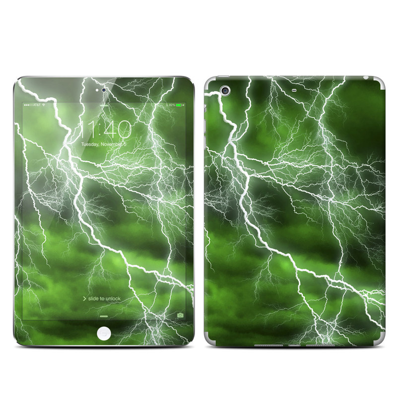 Apocalypse Green iPad mini 3 Skin