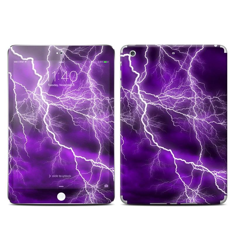 Apocalypse Violet iPad mini 3 Skin
