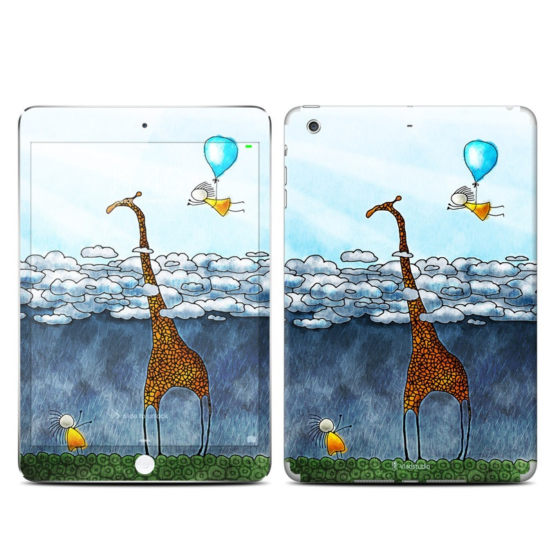 Above The Clouds iPad mini 3 Skin